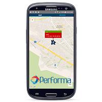 Aplicacion para GPS