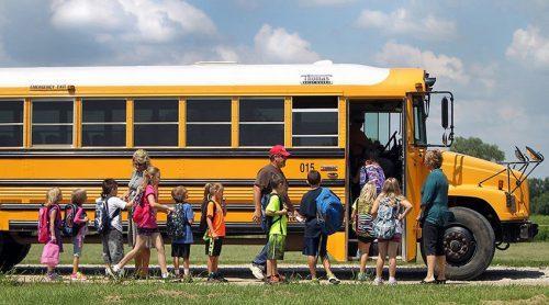 GPS para transporte escolar