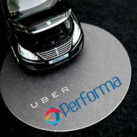 GPS para Uber en Monterrey Mexico