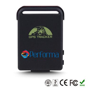 GPS personal en Monterrey y Mexico