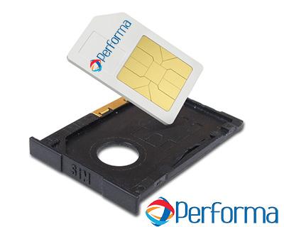 SIM del GPS Tracker Monterrey